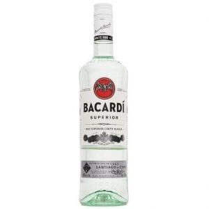 Bacardi Silver 750