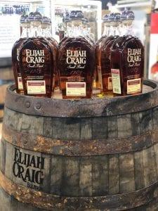 Elijah Craig on a barrel (2)