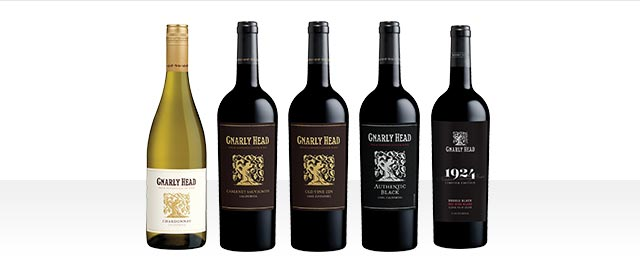 Gnarly Head Wines
