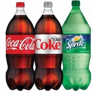 coke family 2l PNG