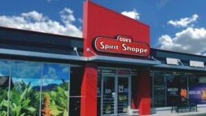 Cox's Spirit Shoppe
