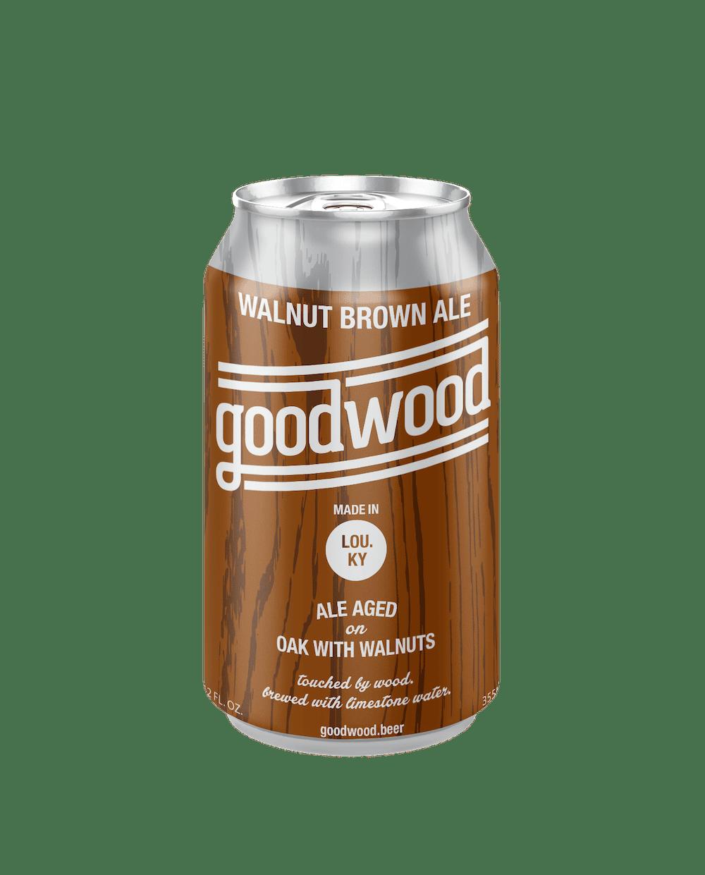 Good Wood Walnut Brown