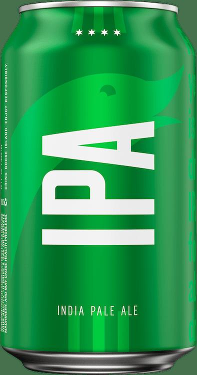 Goose Island IPA green