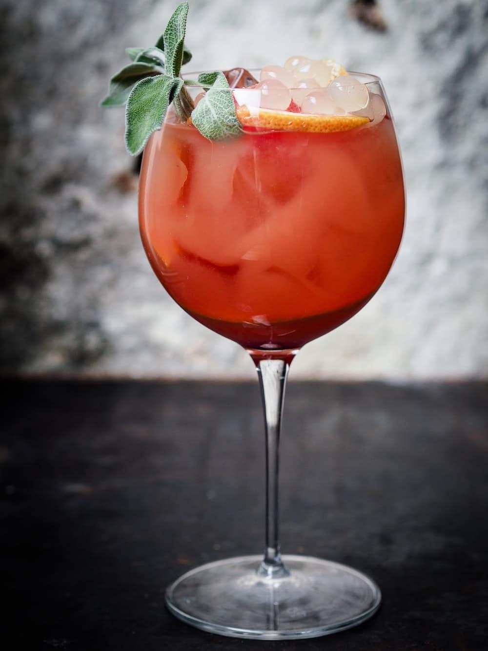 love potion cocktail