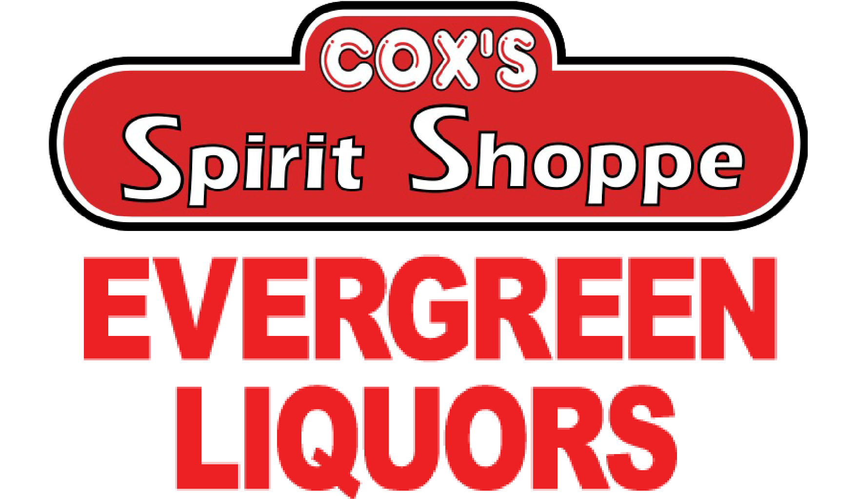 Cox's Spirit Shoppe & Evergreen Liquors