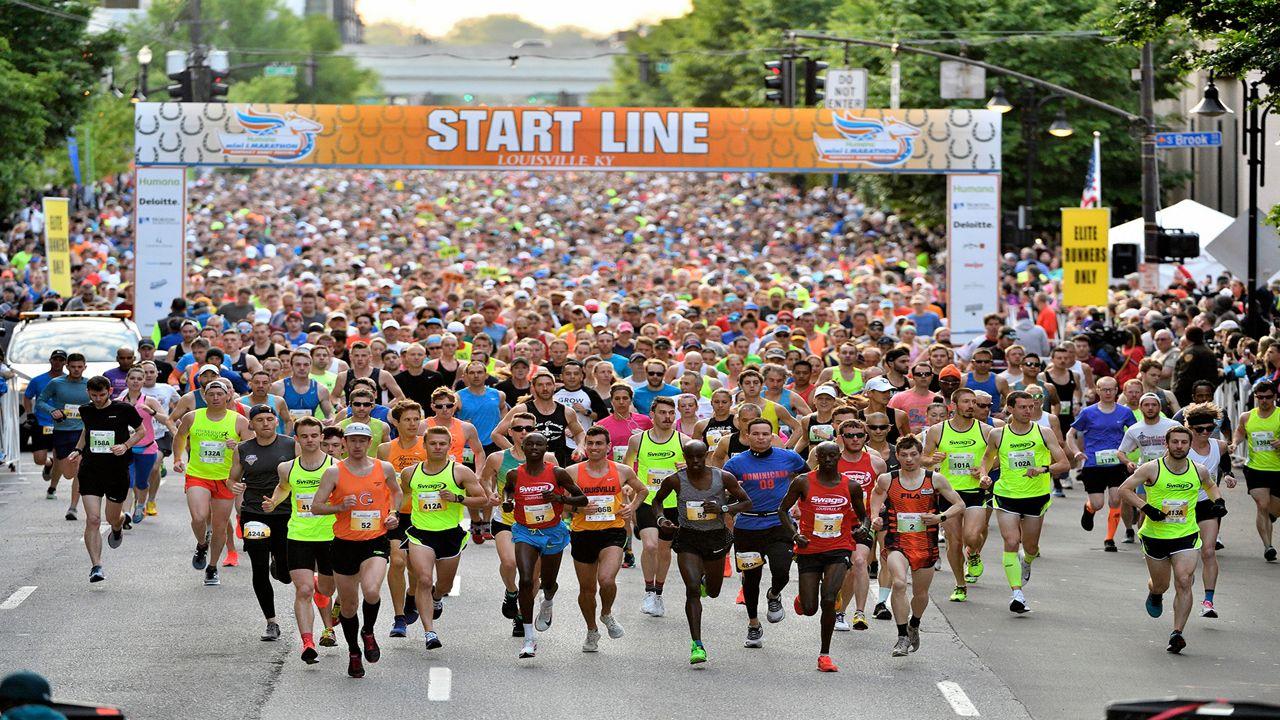 Derby marathon
