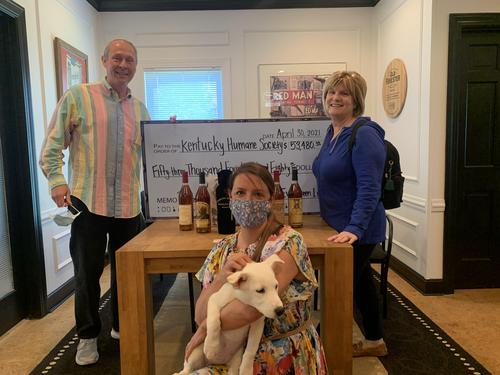 pappy and puppies winner