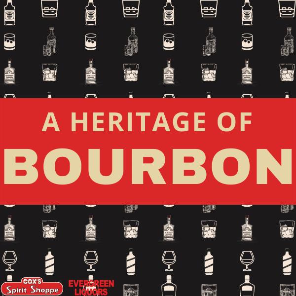 bourbon backdrop